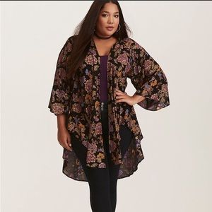 Kimono High low